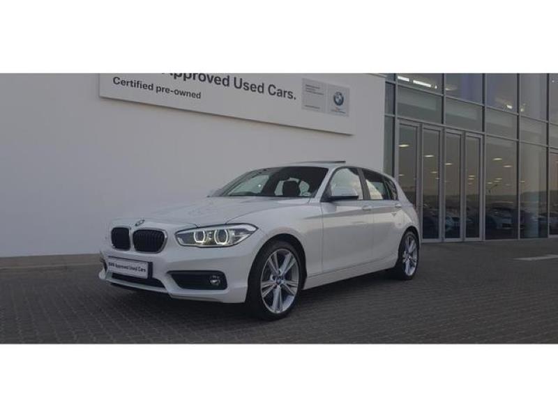 2019 BMW 1 Series 120d 5DR Auto f20 Mpumalanga Nelspruit_0