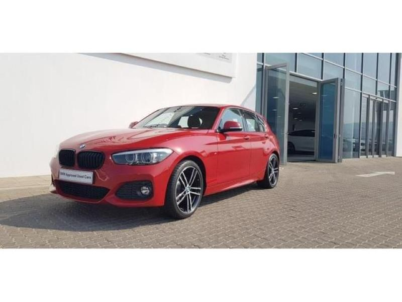 2019 BMW 1 Series 120i Edition M Sport Shadow 5-Door Auto F20 Mpumalanga Nelspruit_0
