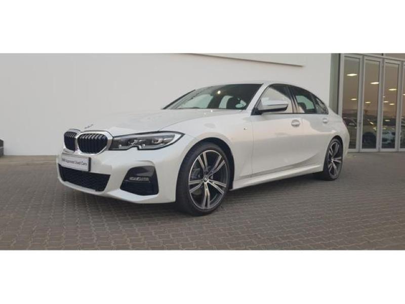 2019 BMW 3 Series 320D M Sport Auto G20 Mpumalanga Nelspruit_0