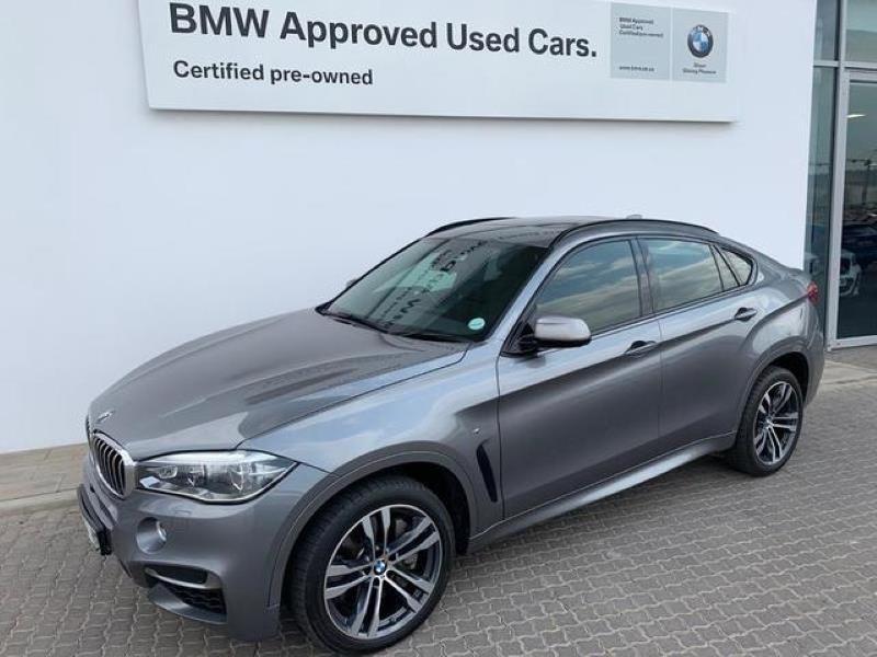 2017 BMW X6 X6 M Mpumalanga Nelspruit_0