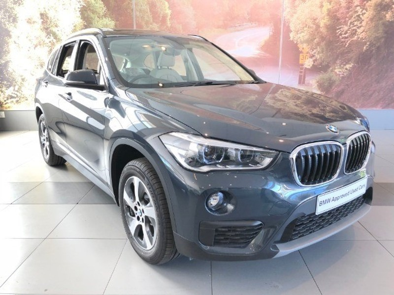2018 BMW X1 sDRIVE20d Auto Gauteng Pretoria_0