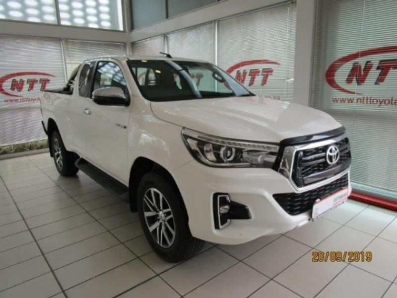 2019 Toyota Hilux 2.8 GD-6 RB Raider PU ECAB Mpumalanga Hazyview_0