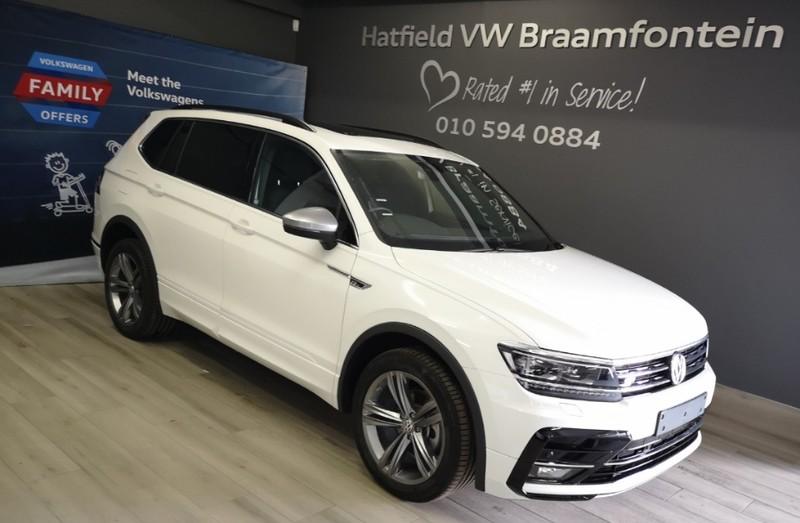 2019 Volkswagen Tiguan AllSpace 1.4 TSI CLINE DSG 110KW Gauteng Johannesburg_0