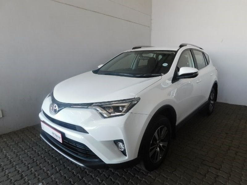 2016 Toyota Rav 4 2.0 GX Auto Gauteng Soweto_0