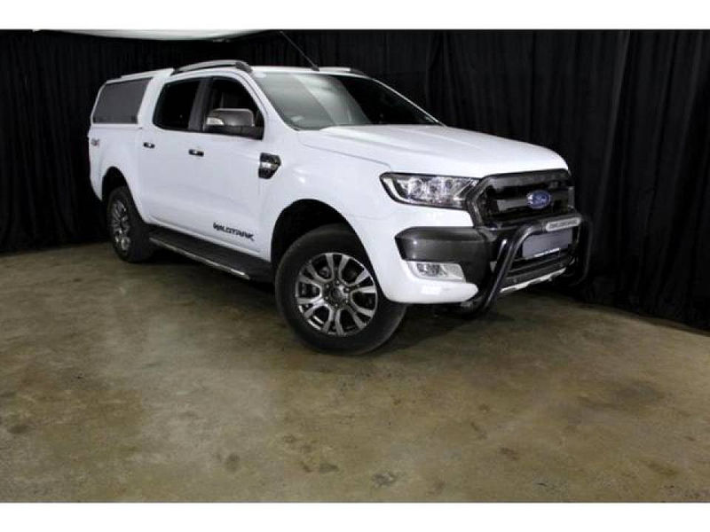 2018 Ford Ranger 3.2TDCi 3.2 WILDTRAK 4X4 Auto Double Cab Bakkie Gauteng Centurion_0