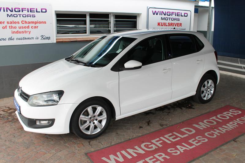 2010 Volkswagen Polo 1.6 Tdi Comfortline 5dr  Western Cape Kuils River_0