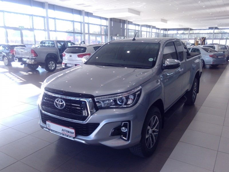 2019 Toyota Hilux 2.8 GD-6 RB Raider 4X4 Auto PU ECAB Limpopo Mokopane_0
