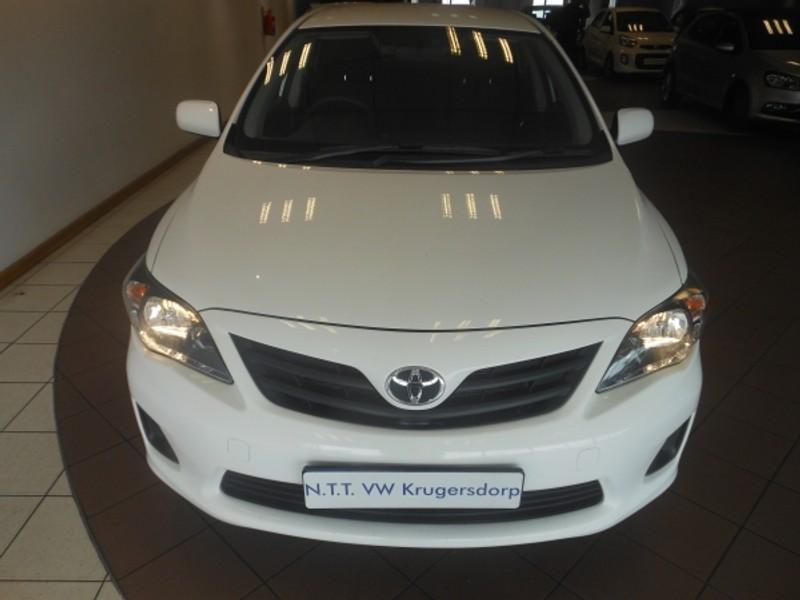 2017 Toyota Corolla Quest 1.6 Auto Gauteng Krugersdorp_0