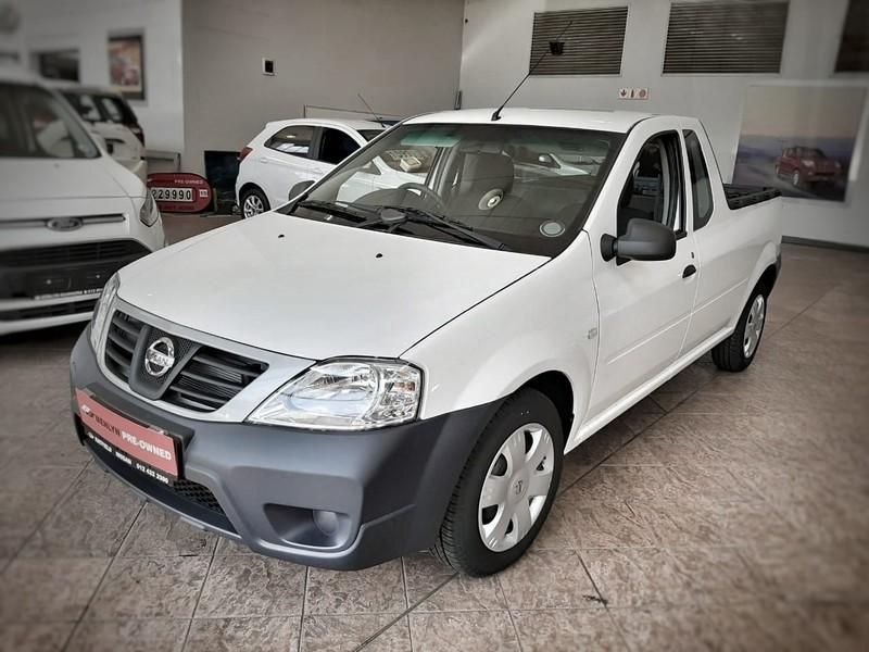 2019 Nissan NP200 1.6  Ac Safety Pack Pu Sc  Gauteng Menlyn_0