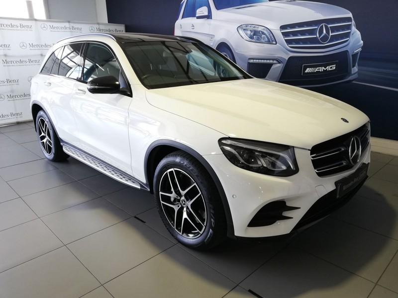 2018 Mercedes-Benz GLC 220d AMG Gauteng Roodepoort_0