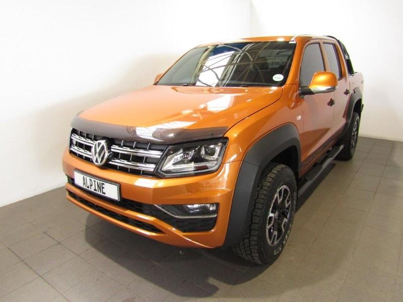 2019 Volkswagen Amarok Canyon 3.0TDi 4MOT Auto Double Cab Bakkie Kwazulu Natal Pinetown_0