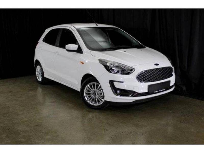 2019 Ford Figo 1.5Ti VCT Titanium 5DR Gauteng Centurion_0
