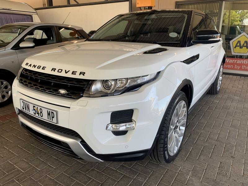 2014 Land Rover Evoque 2.0 Si4 Dynamic  Mpumalanga Secunda_0