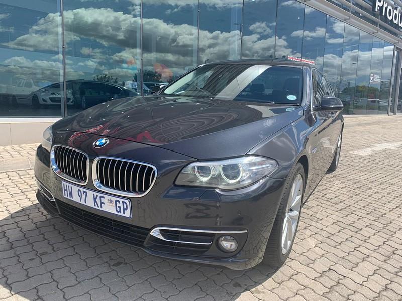 2015 BMW 5 Series 520i Auto Luxury Line Mpumalanga Nelspruit_0