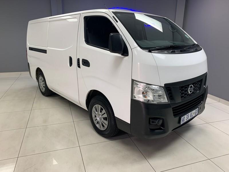 2015 Nissan NV350 2.5i Narrow FC Panel van Gauteng Vereeniging_0