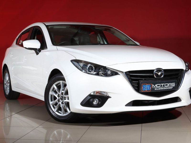 2015 Mazda 3 1.6 Dynamic 5-Door North West Province Klerksdorp_0