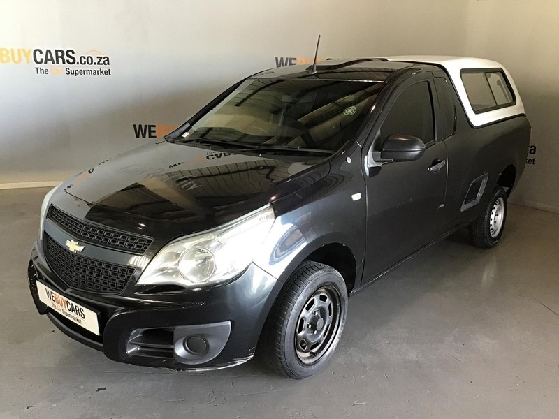2013 Chevrolet Corsa Utility 1.4 Sc Pu  Kwazulu Natal Durban_0