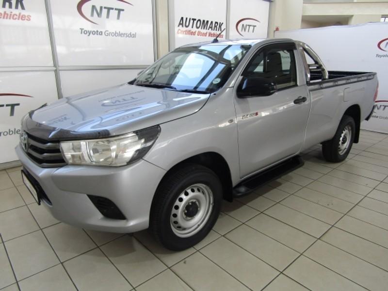 2016 Toyota Hilux 2.4 GD-6 SRX 4X4 Single Cab Bakkie Limpopo Groblersdal_0