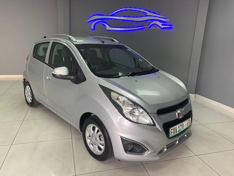 2015 Chevrolet Spark 1.2 Ls 5dr  Gauteng Vereeniging_0