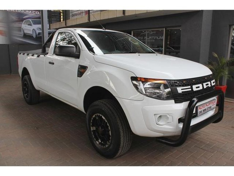 2014 Ford Ranger 2.5i Pu Sc  Gauteng Pretoria_0