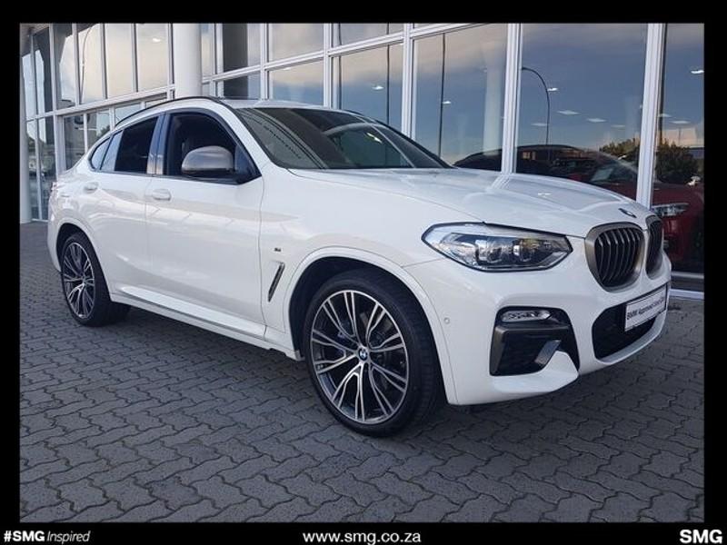 2019 BMW X4 M40i Western Cape Tygervalley_0