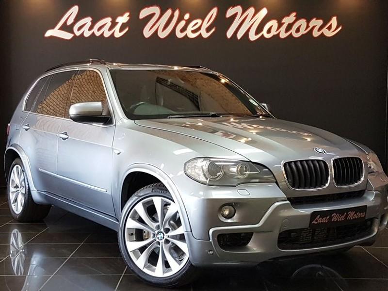 2008 BMW X5 3.0d M-sport At e70  Mpumalanga Middelburg_0