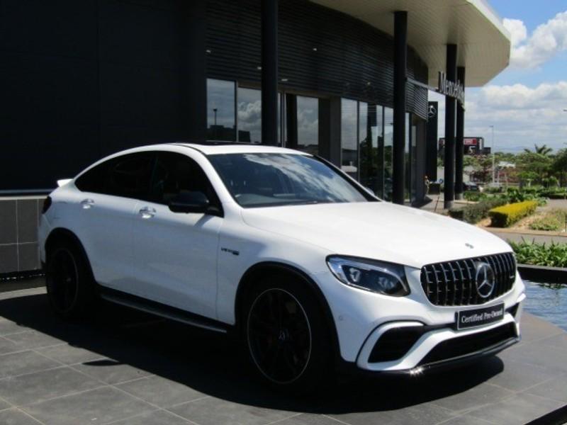2018 Mercedes-Benz GLC GLC 63S Coupe 4MATIC Kwazulu Natal Umhlanga Rocks_0