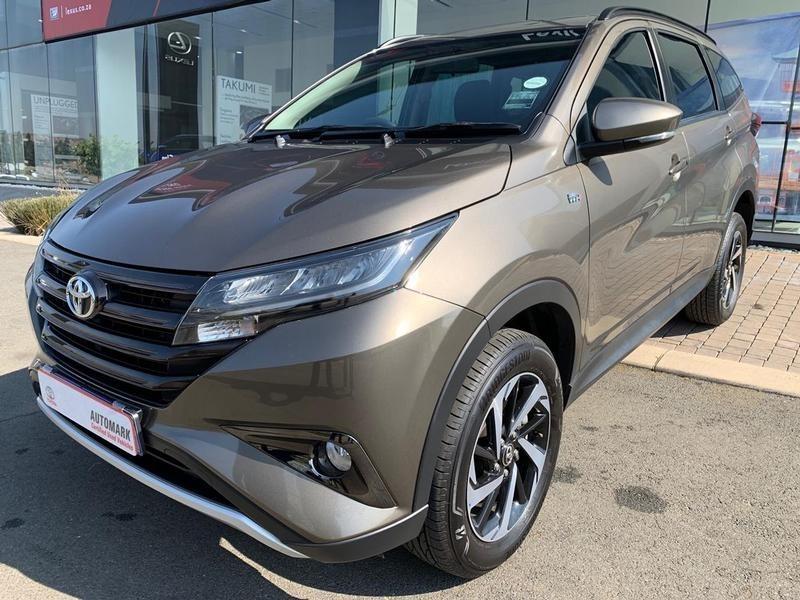 2019 Toyota Rush 1.5 Gauteng Rosettenville_0