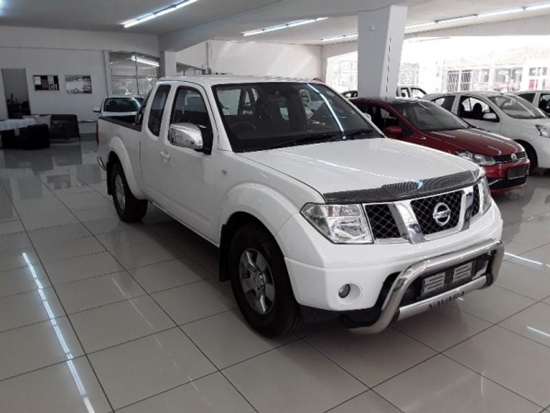 2016 Nissan Navara 2.5 Dci  Xe Kcab Pu Sc  Free State Bloemfontein_0