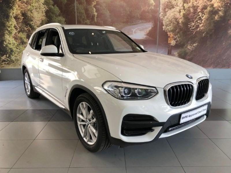 2019 BMW X3 sDRIVE 18d G01 Gauteng Pretoria_0