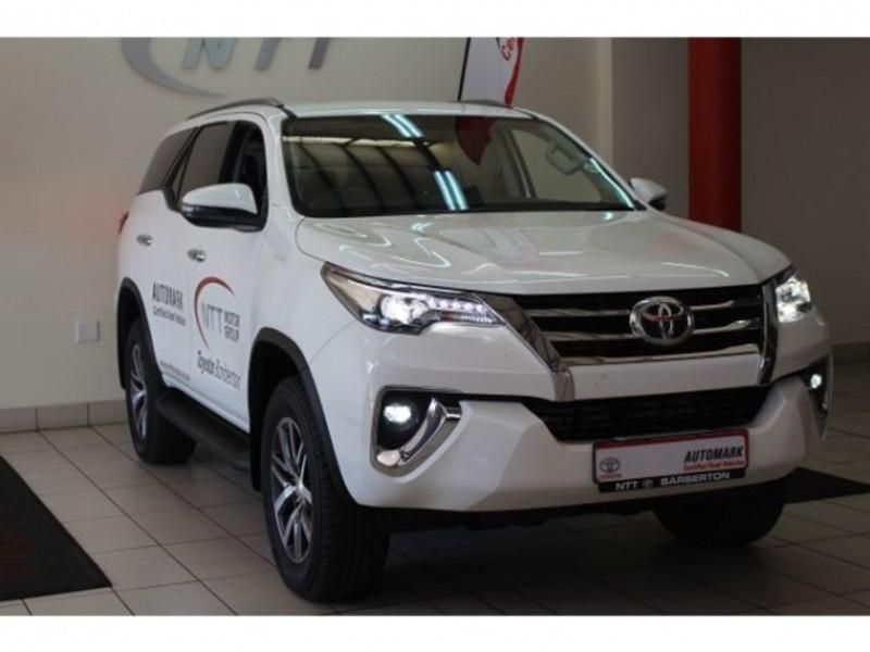 2019 Toyota Fortuner 2.8GD-6 RB Auto Mpumalanga Barberton_0