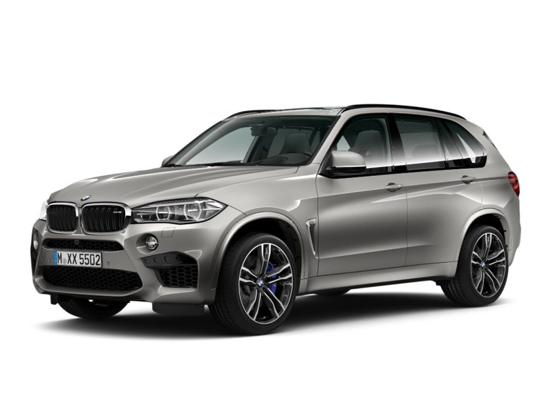 2019 BMW X5 M AT Kwazulu Natal Pinetown_0