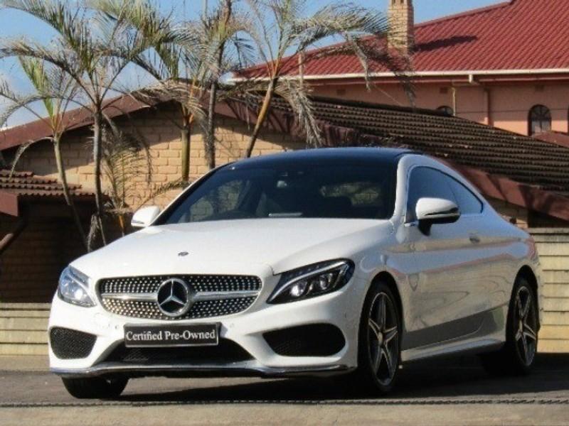 2016 Mercedes-Benz C-Class C220d AMG Coupe Kwazulu Natal Margate_0