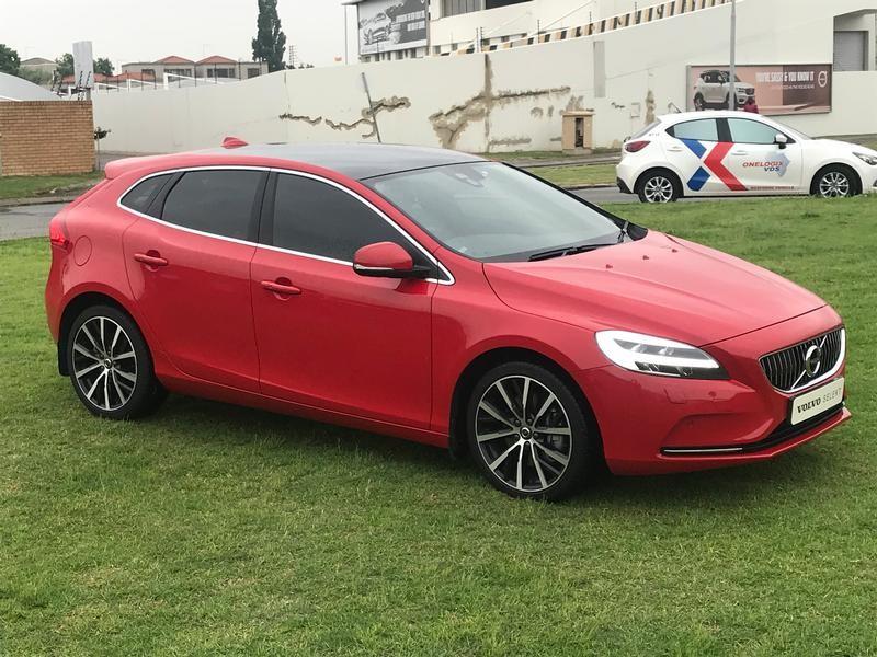 2020 Volvo V40 D4 Inscription Geartronic Gauteng Johannesburg_0