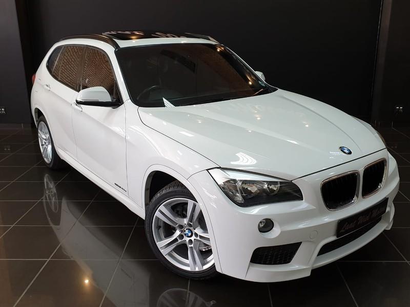 2013 BMW X1 Sdrive20d M Sport At  Mpumalanga Middelburg_0