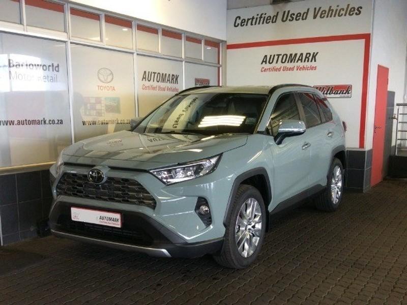 2019 Toyota Rav 4 2.5 VX Auto AWD Mpumalanga Witbank_0
