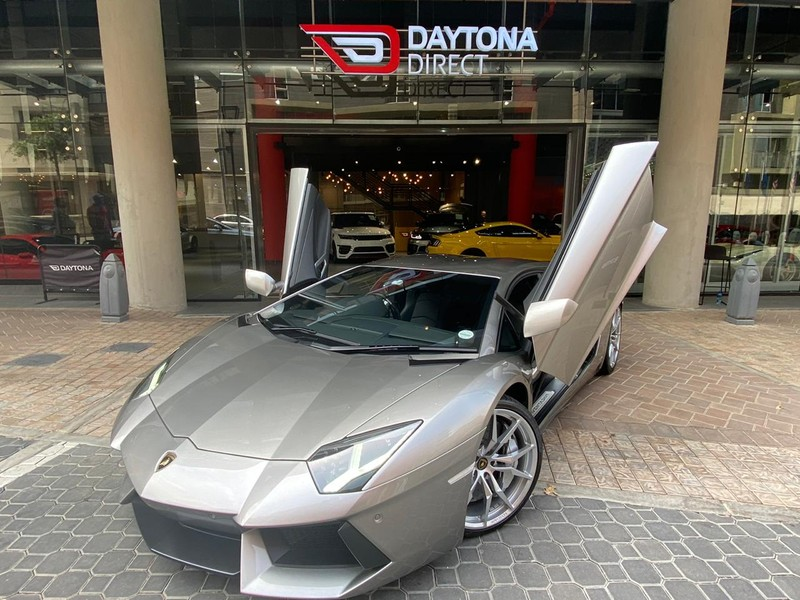2014 Lamborghini Aventador LP700-4 Gauteng Johannesburg_0