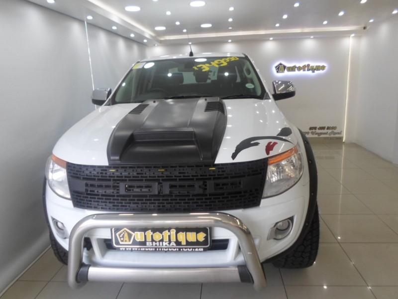 2015 Ford Ranger 3.2tdci Xlt At  Pu Dc  Kwazulu Natal Durban_0