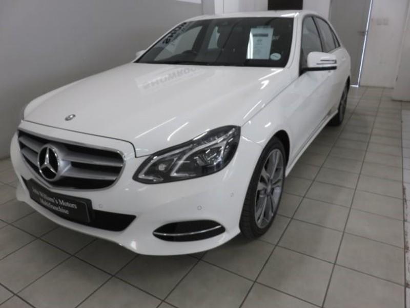 2015 Mercedes-Benz E-Class E 250 CDI Avantgarde Free State Bloemfontein_0
