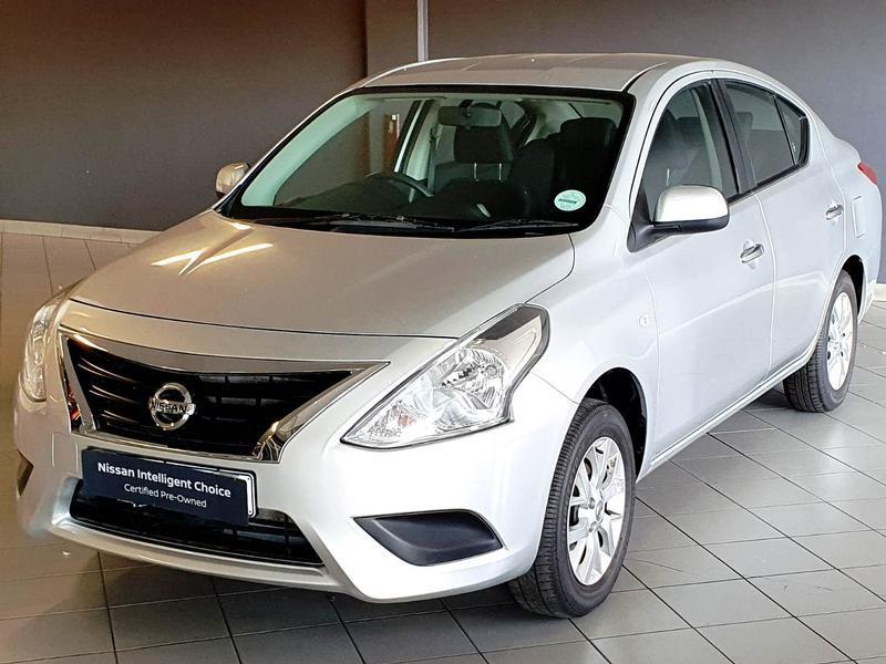 2020 Nissan Almera 1.5 Acenta Gauteng Alberton_0