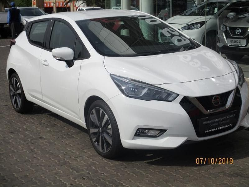 2019 Nissan Micra 900T Acenta Plus Gauteng Alberton_0