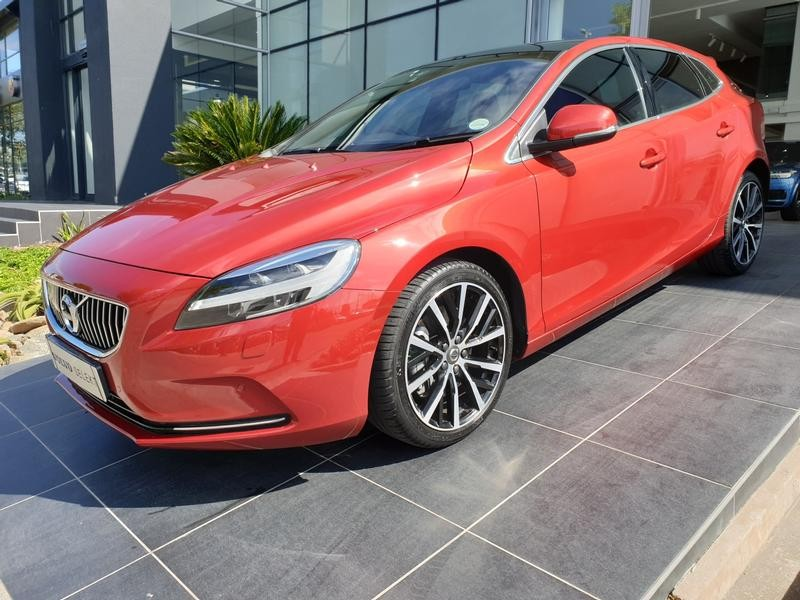 2019 Volvo V40 T4 Inscription Geartronic Gauteng Midrand_0