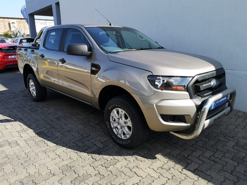 2017 Ford Ranger 2.2TDCi XL Double Cab Bakkie Mpumalanga Nelspruit_0