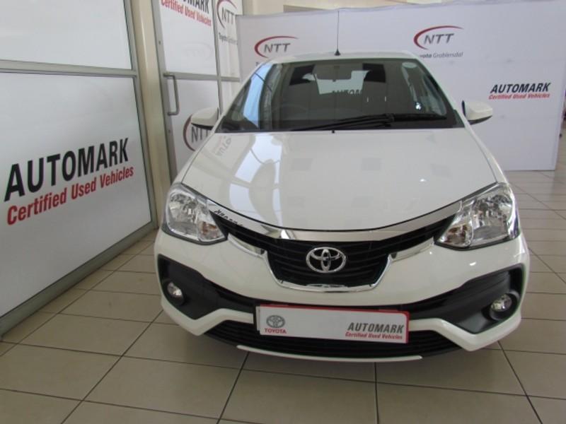 2019 Toyota Etios 1.5 Xs 5dr  Limpopo Groblersdal_0