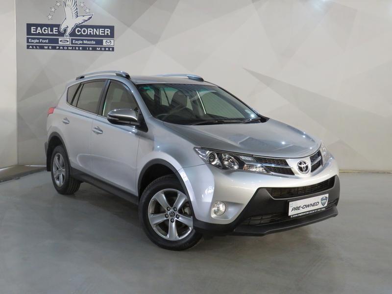 2015 Toyota Rav 4 2.0 GX Gauteng Sandton_0