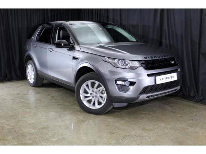 2018 Land Rover Discovery SPORT 2.0i4 D HSE Gauteng Centurion_0