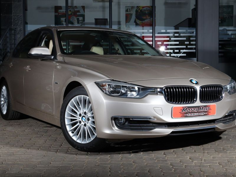2014 BMW 3 Series 316i Auto North West Province Klerksdorp_0