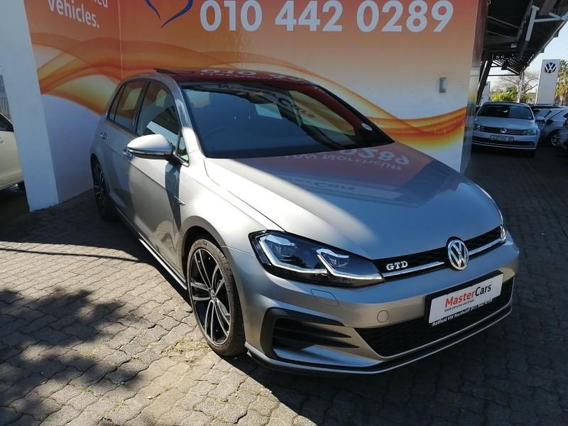 2019 Volkswagen Golf VII GTD 2.0 TDI DSG Gauteng Randburg_0