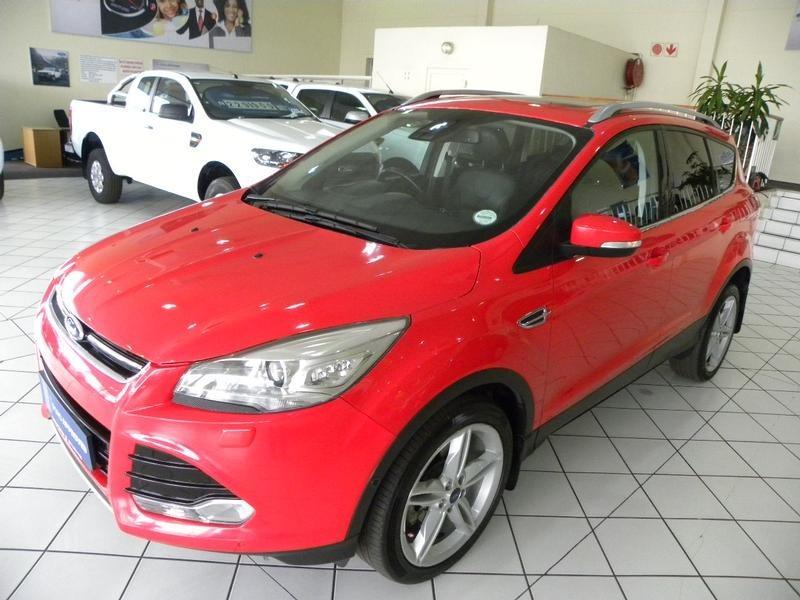 2014 Ford Kuga 1.6 Ecoboost Titanium AWD Auto Gauteng Springs_0