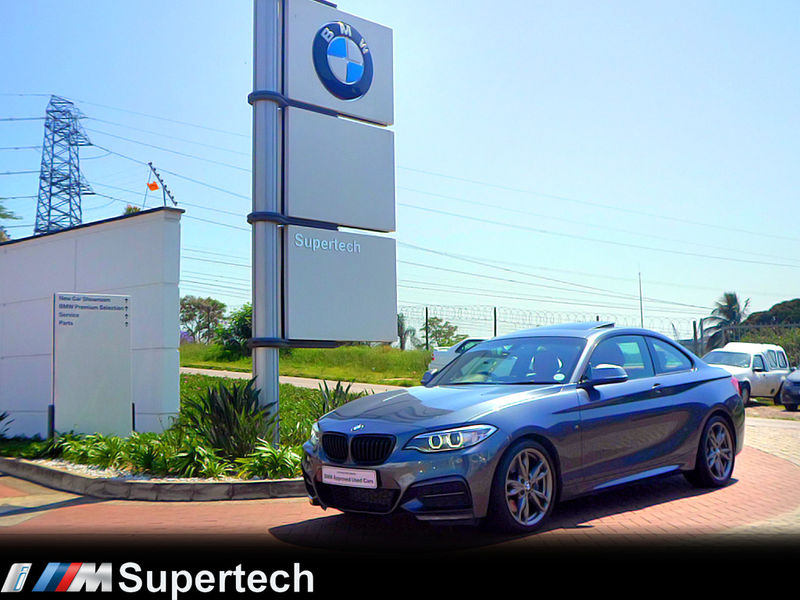 2016 BMW 2 Series M235i Auto Kwazulu Natal Durban_0